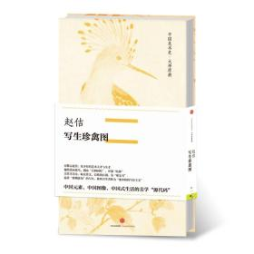 中国美术史:赵佶写生珍禽图