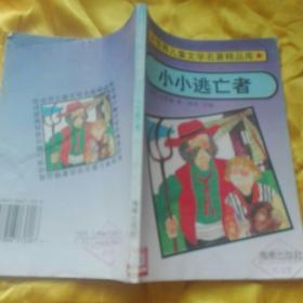 世界儿童文学名著精品库《小小逃亡者》   馆藏