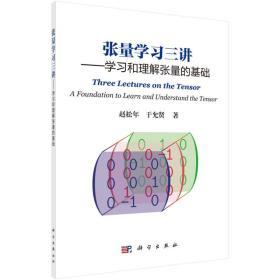 张量学习三讲:学习和理解张量的基础