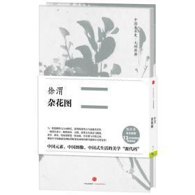中国美术史-大师原典:徐渭杂花图