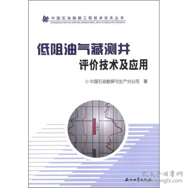 中国石油勘探工程技术攻关丛书:低阻油气藏测井评价技术及应用