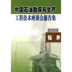中国石油勘探与生产工程技术座谈会报告集(2003)——钻井