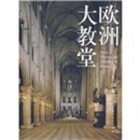 【包邮】欧洲大教堂