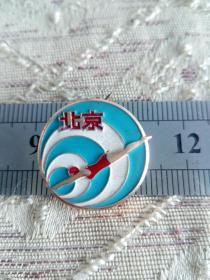 文革纪念章----北京国际游泳跳水友好邀请赛纪念章1975/8