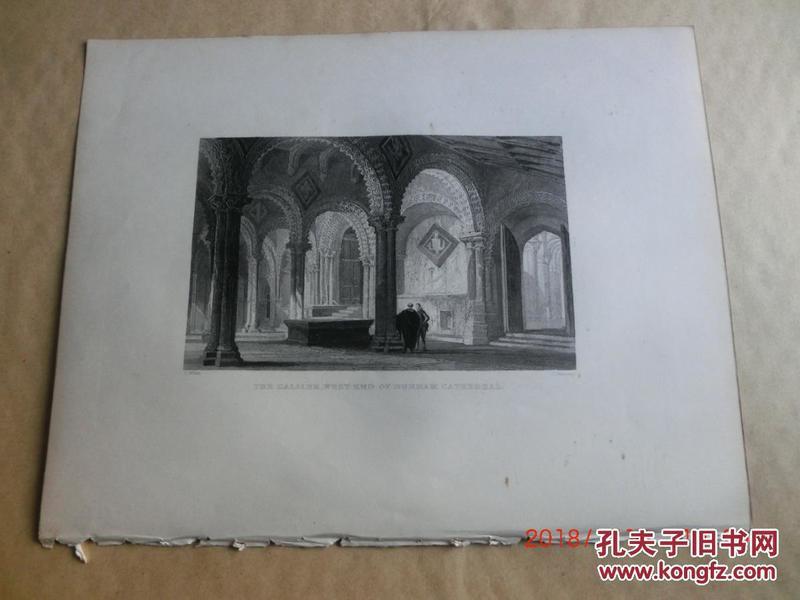 ���拌揣 ������1844~46骞撮�㈢���汇�� Galilee, Durham Cathedral ��   灏哄��21�27��绫�