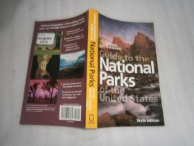 National Geographic Guide to the National Parks of the United States, 6th Edition     AB7589-14