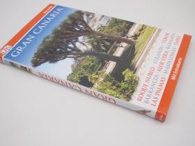 三毛的城堡 大加那利岛旅游指南 Gran Canaria 德语版DK目击者旅游指南DK Eyewitness Travel Guide