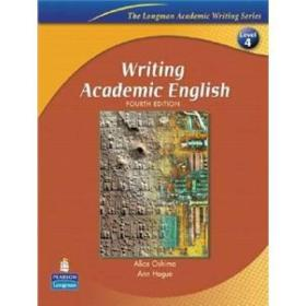 Writing Academic English:Fourth Edition