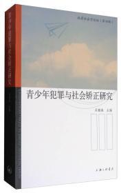 青少年犯罪与社会矫正研究/犯罪社会论坛(第四辑)