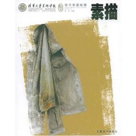 清华大学美术学院设计基础教程:素描