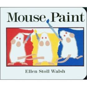 Mouse Paint (BB)老鼠作画 英文原版