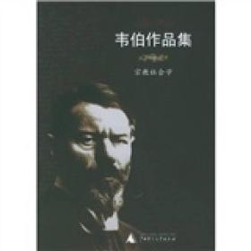 韦伯作品集(Ⅷ):宗教社会学