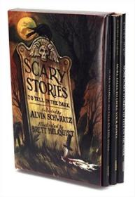 Scary Stories Box Set: Scary Stories  More Scary Stories  And Scary Stories 3
