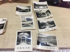 风景老照片(北京十三陵风景-全套12张)