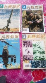 兵器知识1995-1 2 3 4 5 6