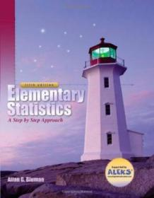 Elementary Statistics: A Step By Step Approach