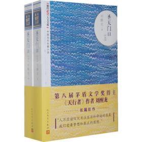 中国当代长篇小说:圣天门口(上下)