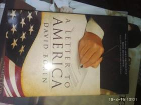 A LETTER TO AMERICA David Boren 美国参议员 参议院情报委员会主席 州长 大学校长大卫博伦签名 保真