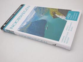 Noorwegen挪威旅行指南 荷兰语版 DK目击者旅游指南DK Eyewitness Travel Guide