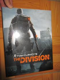 The Art of Tom Clancy's The Division         (详见图)    大16开,硬精装,全新未开封