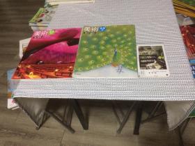 2本合售:美术  2-3(上、下册)   【日文原版教材 日本中学校美术科用教材
