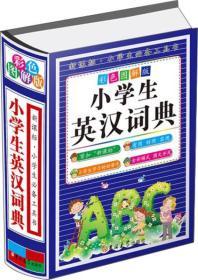 彩色图解版 小学生英汉词典.  B1