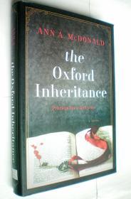 The Oxford Inheritance: A Novel (平装原版外文书)