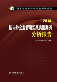 (2014)国内外企业管理实践典型案例分析报告/能源与电力分析年度?