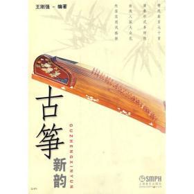 古筝新韵 专著 王刚强编著 gu zheng xin yun