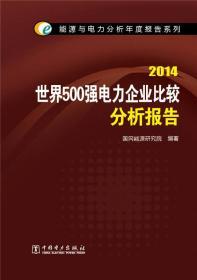 能源与电力分析年度报告系列:2014世界500强电力企业比较分析报告