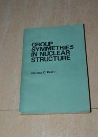 英文版 原子核结构中的群对称