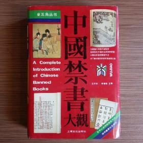 中国禁书大观(五角丛书豪华本)