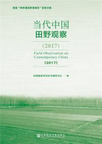 当代中国田野观察(2017)