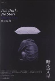 畅销文库·斯蒂芬 金小说系列:暗夜无星