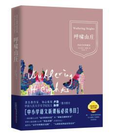 金哈达青少年课外必读经典:呼啸山庄(CZ)