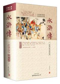 水浒传(注音解词释意 无障碍读原著 珍藏版)