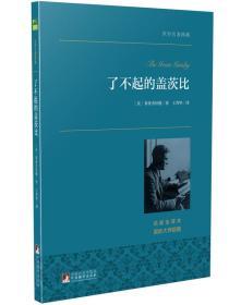 了不起的盖茨比 世界名著典藏 名家全译本 外国文学畅销书