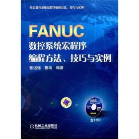 FANUC数控系统宏程序编程方法、技巧与实例