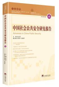 中国社会公共安全研究报告.第8辑