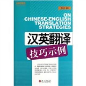 汉英翻译技巧示例