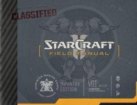 【正版新书】英文原版Starcraft Field Manual星际争霸战地手册