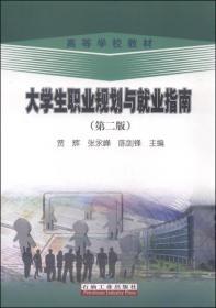 大学生职业规划与就业指南(第二版)
