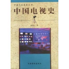 中国电视史 郭镇之著 文化艺术出版社 9787503916168