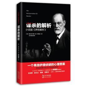 谋杀的解析:小说版《梦的解析》