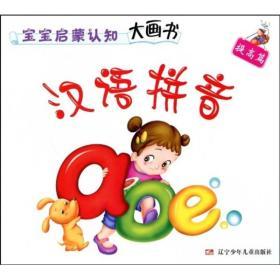 K (正版图书)宝宝启蒙认知大画书:汉语拼音(提高篇)