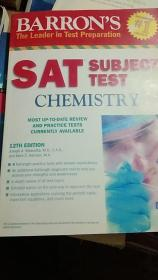 BARRON,S SAT SUBJECT TEST CHEMISTRY