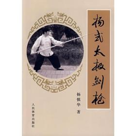 杨式太极剑枪
