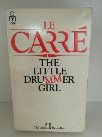 约翰·勒卡雷:小鼓手 John Le Carré  :The Little Drummer Girl ( Pan 1983年初版) (英) 英文原版书