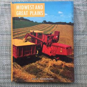MIDWEST AND GREAT PLAINS  外文原版 精装