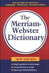 9780877796367-ay-The Merriam-Websters Dictionary 韦氏词典